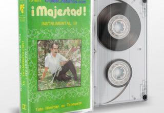 Tato Himitian en Trompeta – ¡Majestad! (198X)