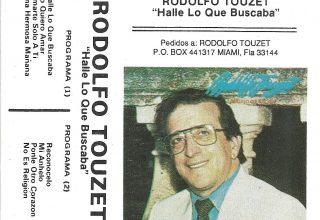 Rodolfo Touzet – Hallé lo Que Buscaba (1985)